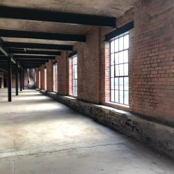 Cutlery Works Sheffield Empty Space Long Hall