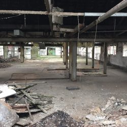 Cutlery Works Sheffield Before Refurbishment Long View