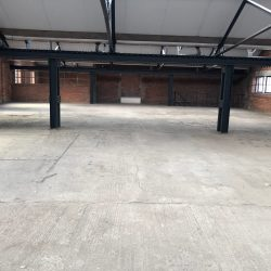 Cutlery Works Sheffield Large Empty Space