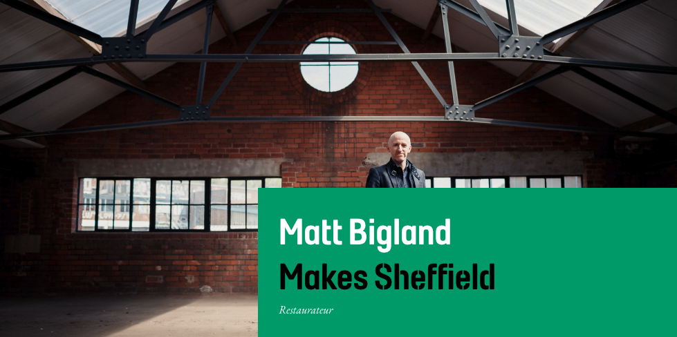 Matt Bigland Makes Sheffield