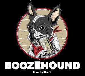 white boozehound sheffield logo cutlery works