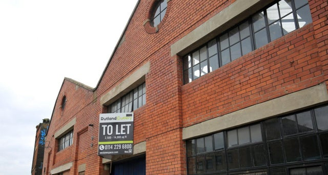 Cutlery Works Sheffield To Let